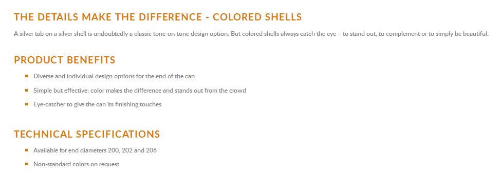 4. Colored Shells